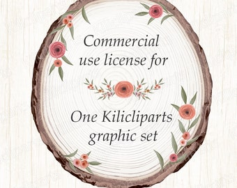Extended Use License. Extended License for Commercial Use. Commercial No Credit License.