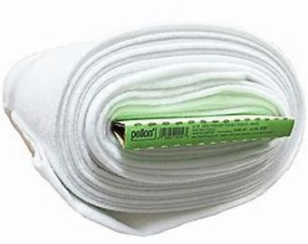 """Pellon 987F Fusible Fleece Interfacing by the Half Yard 45"""" 987 F. (purchase 2 for 1 yard)"""