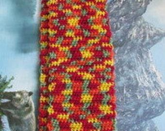 SCAR 003 Hand crochet scarf