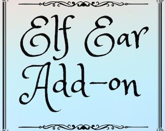 Custom Elf Ear Add-On Listing
