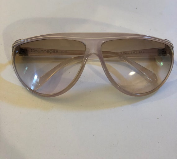Courrèges vintage Courreges vintage sunglasses uco
