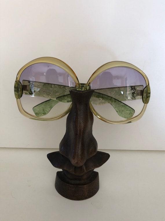 Yves Saint Laurent iconic 70s sunglasses