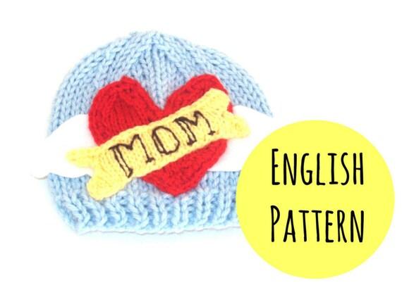 Schalthebel-Mütze Stricken Muster für Babys und Kleinkinder | Etsy