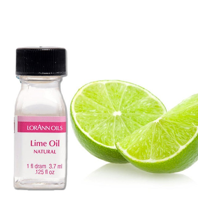 Key Lime Oil/ Natural Lime Oil/ LorAnn Oil/ Baking Quality Lime Oil/ Lime Oil for Candy & Cakes/ Lime Extract