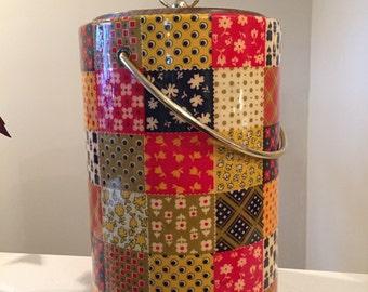 Morgan Designs Vintage Ice Bucket