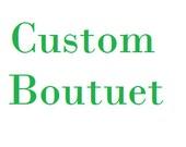 Custom bridal bouquet...