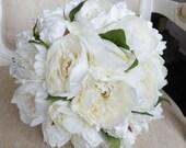 Peony wedding bouquet....