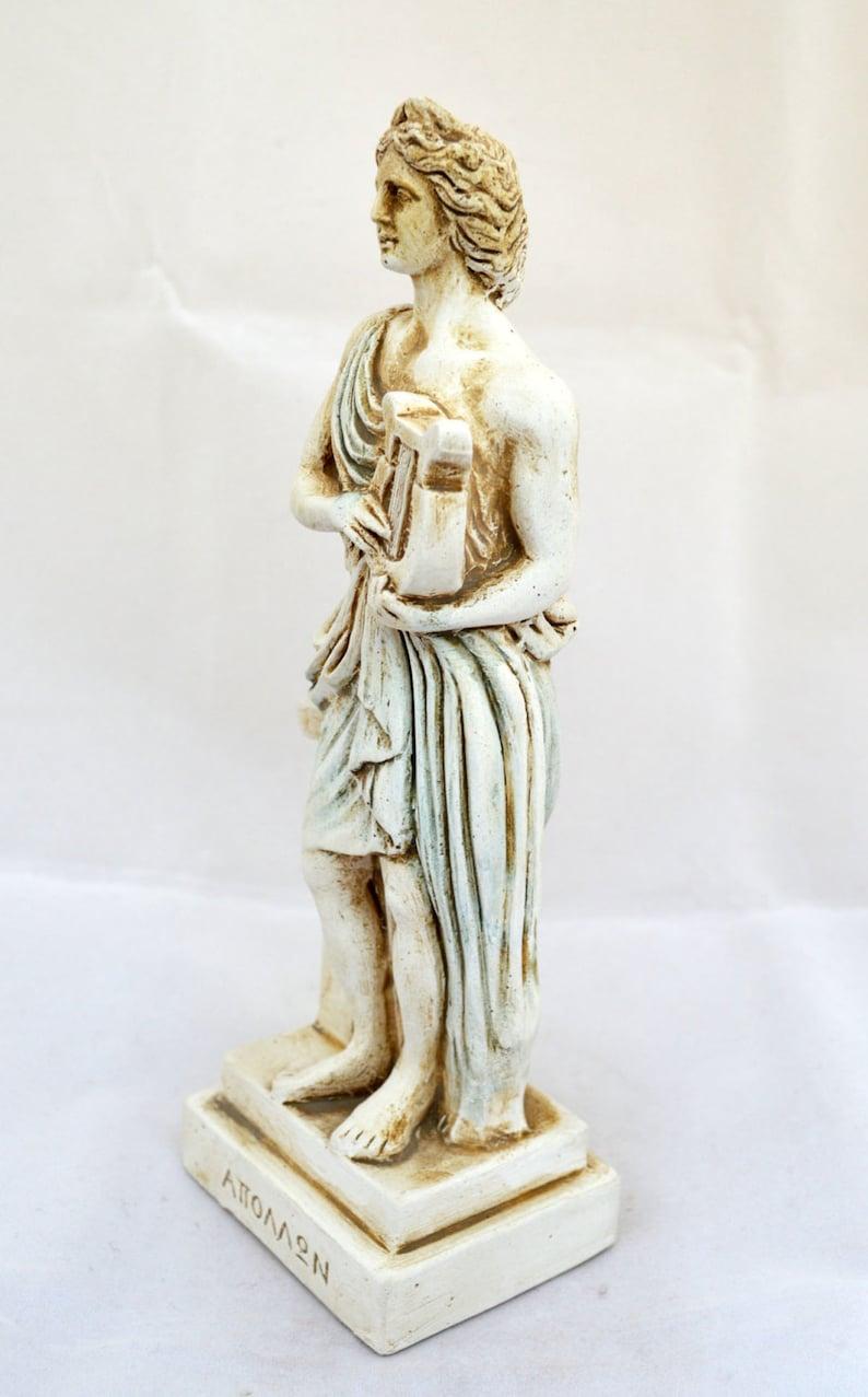 Apollo Ancient Greek God of light sun music poetry | Etsy