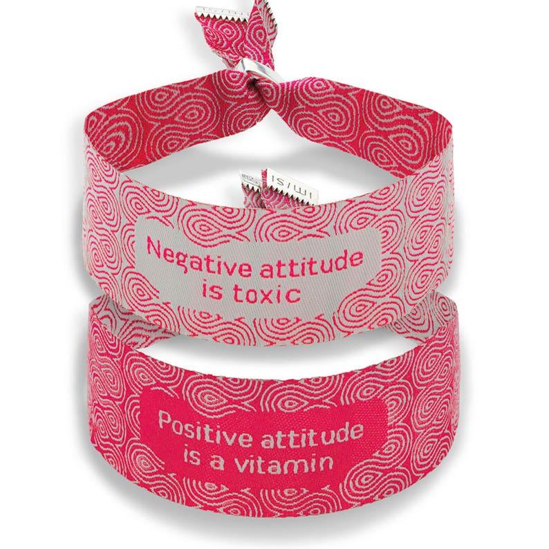 Woven bracelet Matching Pair bracelet Inspirational bracelet Quote Bracelet Friendship bracelet Cuff Bracelet Pink Bracelet