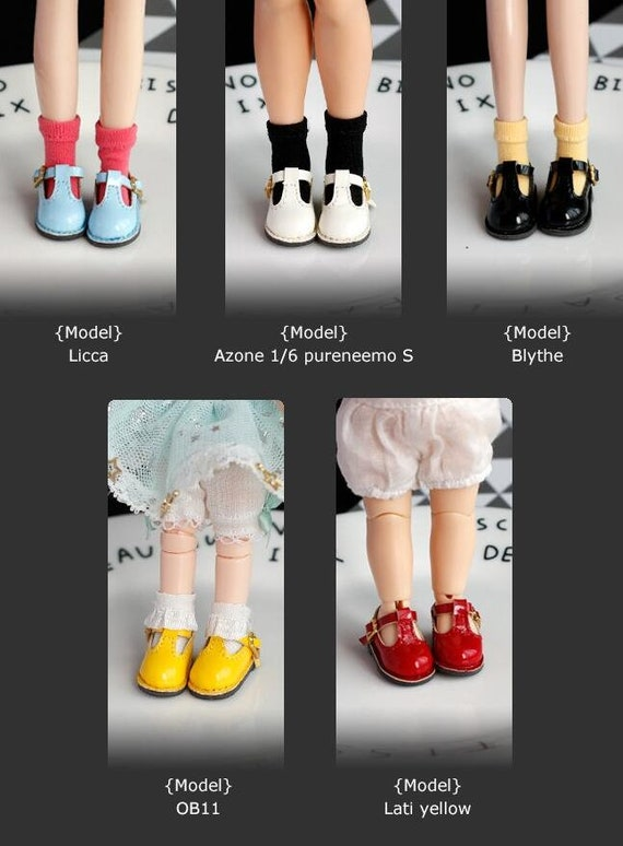 Beach slippers shoes  for Blythe//DAL//Pullip//Momoko//AZONE//Lati/_Y 1 Pair