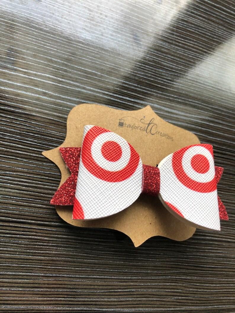 Bullseye Bow Earrings Set #352777