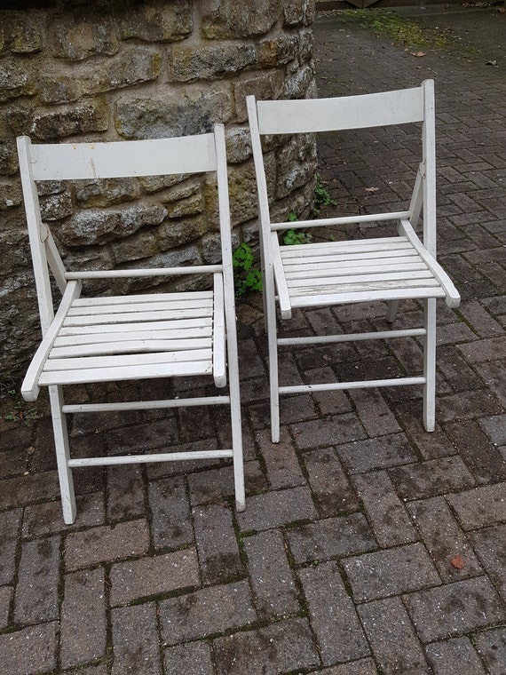 Remarkable French White Folding Chairs Garden Chairs White Folding Chairs Wooden Garden Chairs French Vintage Chairs White Wooden Chairs Set Of 2 Caraccident5 Cool Chair Designs And Ideas Caraccident5Info