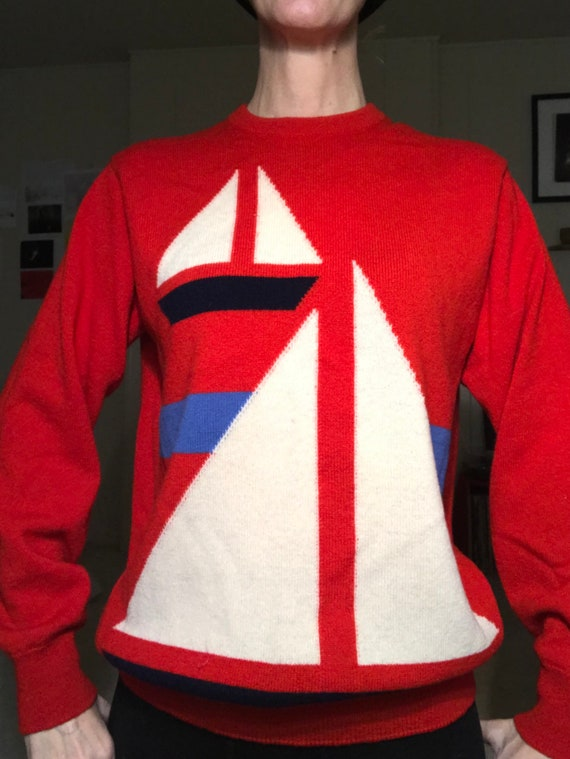 Vintage Pringle Sport Wool Sweater