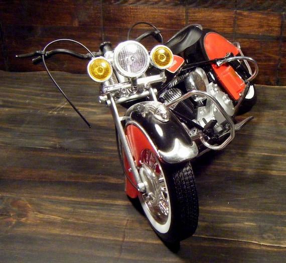 Indian Chief Vintage >> Indian Chief Vintage Style Large Motorcycle Model