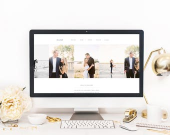 Daisy |  Showit5 Website Template for Photographers