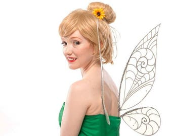 Tinkerbell Periwinkle Costume Wings, Cosplay Wings, Fairy Wings, Pixie Wings, Wearable Wings, Tinkerbell Costume