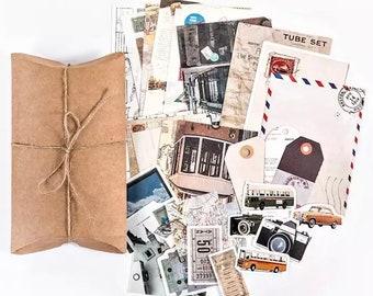 Journaling Bundle - Die Cut Stickers - Scrapbooking - Bullet Journal/Planner Friendly
