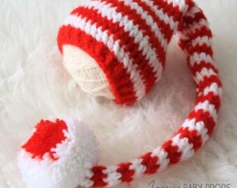 44fb39e99a0ed Red striped hat