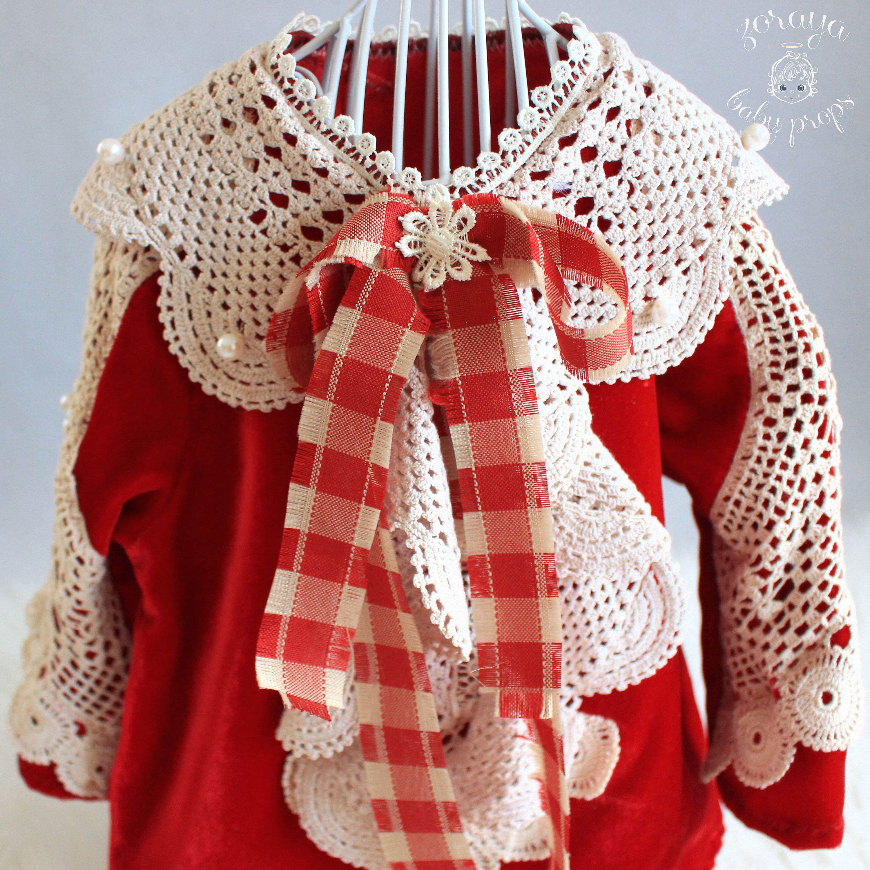 Newborn Baby Knit Photography Rompers Clothes Photo Studio Costume Props Strikin Clothing, Shoes & Accessories