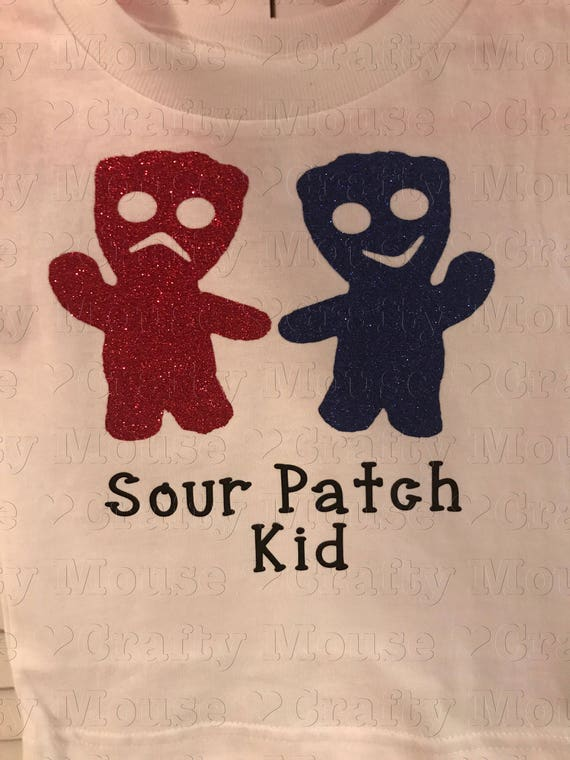 Sour Patch Kid Tee Sour Patch Kid Bodysuit Sour Patch Kid Etsy