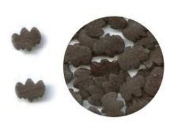 Black Bats Edible Sprinkles - 2.6 oz