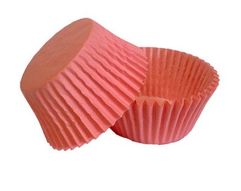 Light Pink Cupcake Liners - 100 Count
