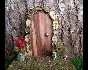 CottonEdge Faerie Door