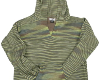 INKASSOUL Solid MEN's SWEATER (Green) - Andean Trends (free shipping)
