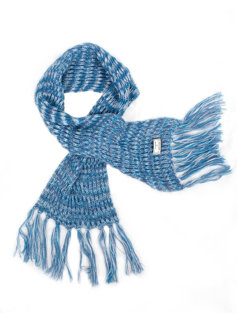 Inkassoul Unisex Scarf Andean Trends Free Shipping Etsy