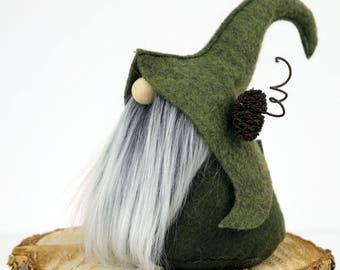 Gnome, Nordic Elf Gnome, Rustic, FIMNI, Elf, Elves, Nordic Gnomes, Scandinavian Gnome, Elves, Elfin, Wizards, Fairy, Fairies, Nordic Gnome