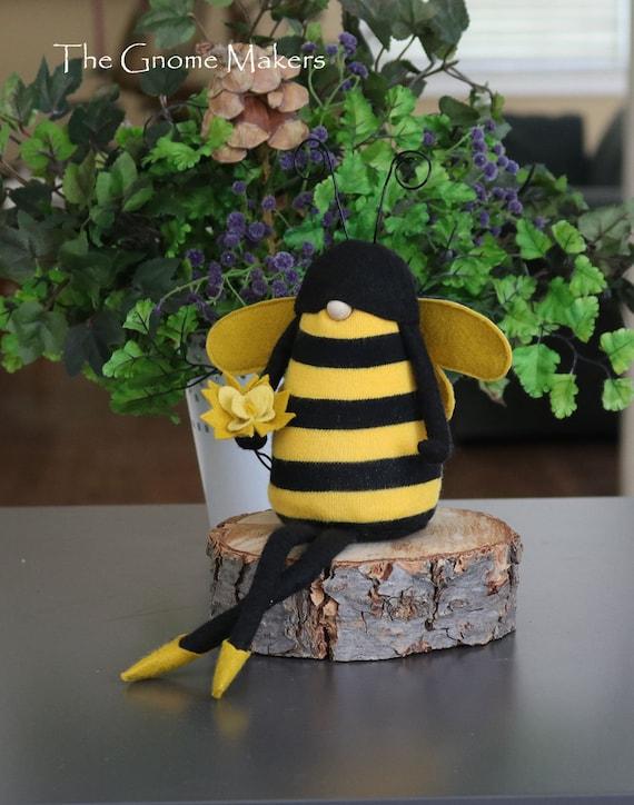 Bee Kitchen Decor Honey Bee Bumble Bee Bees Kitchen Art | Etsy