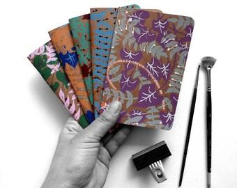 Pocket notebook - the tropics!