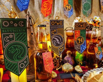 Harry Potter Printable Party / Hogwarts Theme Printable Decorations / Harry Potter Banners / Harry Potter Theme Party