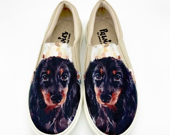 Dachshund shoes  3d9e73b62