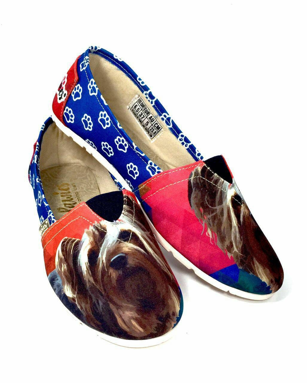Yorkshire Terrier Shoes Animal Lovers Dog Breeds Yorkie Puppies