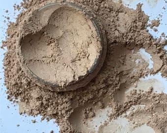 Oatmeal, Mineral Foundation, All Natural, Vegan, Handmade