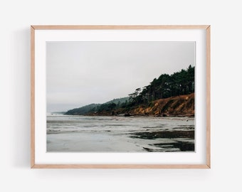 Pacific Mist Photography Print