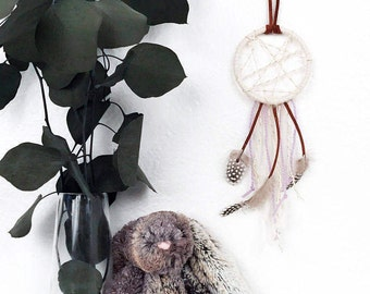 Bohemian Nursery Dream Catcher | Boho Baby Girl Nursery Decor