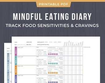 Dr. Atkins New Diet Revolution Mindful Eating Nutrition Diary
