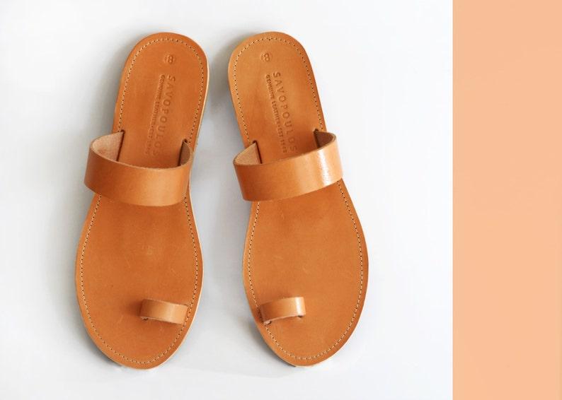 cf069d6973f5 Sandals Toe ring sandals Greek sandals Leather sandals