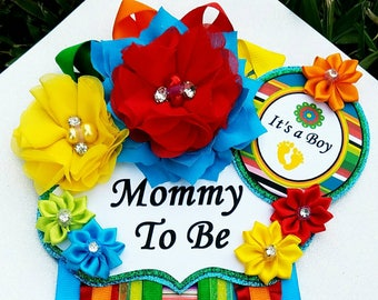 Ideas Baby Shower Mexicano.Mexican Fiesta Maternity Sash Fiesta Baby Shower Rainbow Etsy