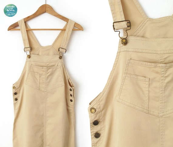 breathe Embroidered Overall Dress, 90s Suspender D