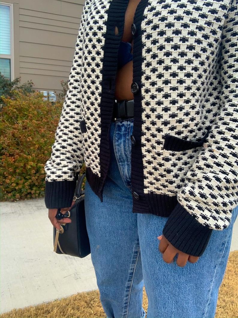 Vintage Chaps Sweater