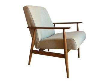Mid Century Modern Armchair, Sapin Beige Lounge Chair, Handmade, Vintage  Chair, Danish Design, Loft Modern, Scandinavian, RESTORED TO ORDER