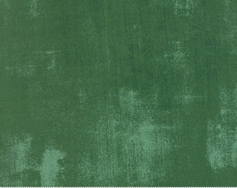 Solid green fabric FQ evergreen 100/% cotton quilting crafting sewing mask Fabric Fat Quarter
