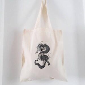 Prosperity Dragon Bag Art /& Design by Debbie Lim