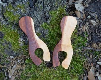 Wooden Spoon For Spices Or Bath Salt Birthday Gifts Best