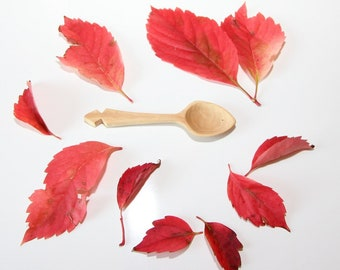 Unique Handmade Traditional Wooden Spoon