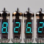12 pcs IV-6 Russian Nixie clock VFD Soviet vacuum tubes NOS