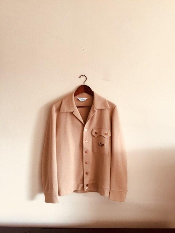 1970s Adidas Leisure Suit jacket. Mens Medium.